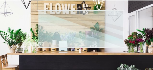 flower shop hangerscreen