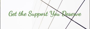 Design with words in green saying 'get the support you deserve'. If you're unsure how to get help with mental health and pregnancy, the consider contact laura jordan to schedule an appointment today. Jordan Therapy Services is here to help