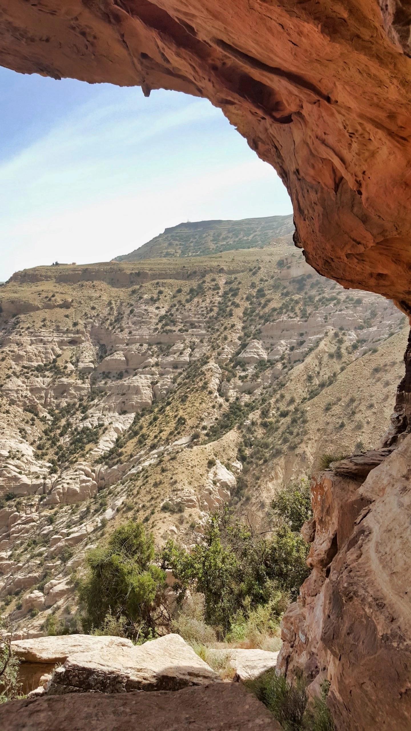 10 Days in Jordan - Hiking in Dana