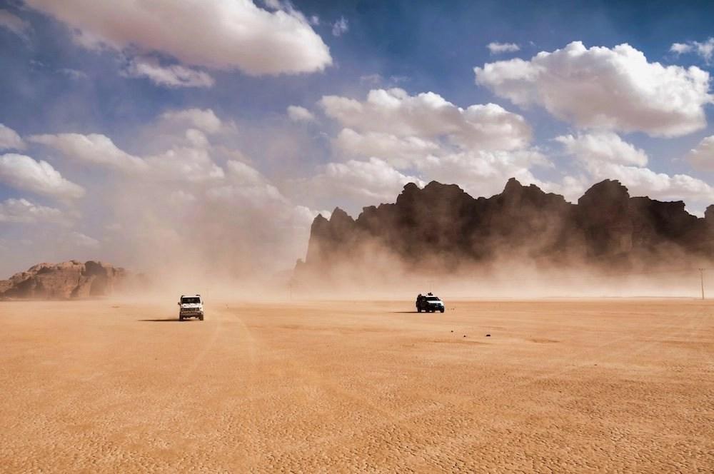 Wadi Rum Hero