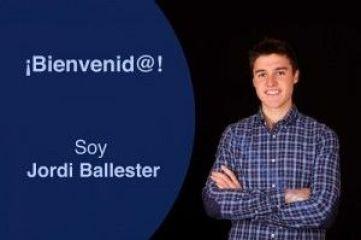Blog Jordi Ballester