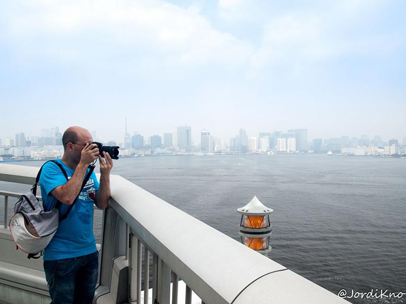Mirador en el Puente Rainbow