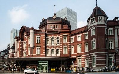 HISTORIA DE UNAS VACACIONES EN TOKYO (VI): TOKYO STATION