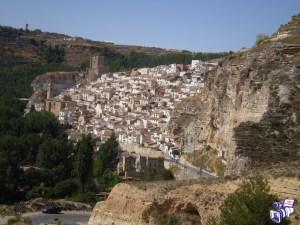 Alcalá del Júcar Agosto del 2007