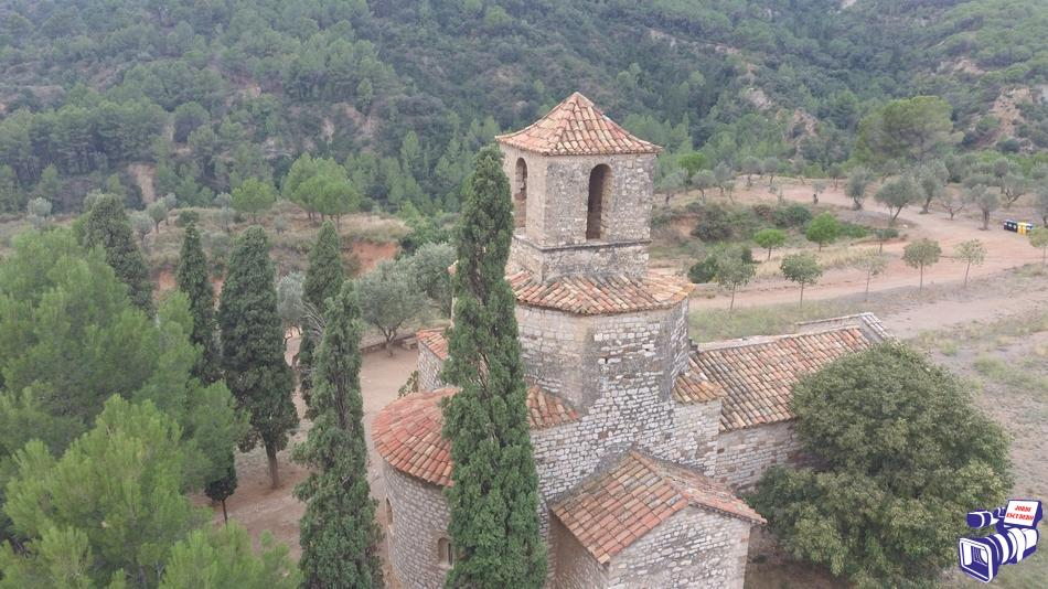 Ermita de Santa Maria del Puig (Entre Esparreguera y Olesa de Montserrat)