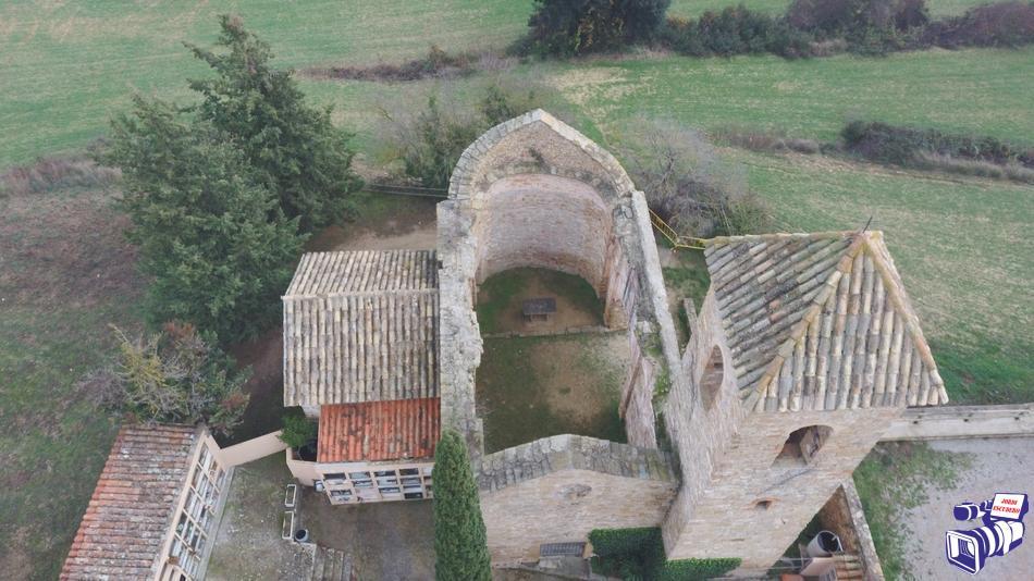 Ermita de Sant Esteve ( Marganell, Barcelona )