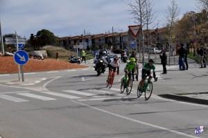 Vuelta Ciclista Cataluña 2018 a su paso por Piera