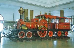 La locomotora más antigua que se conserva en Cuba