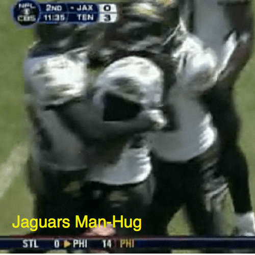 JAX Man-Hug
