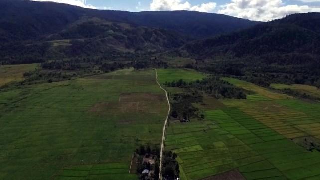 Lembah Napu, dari Wuasa, Kec. Lore, Kab. Poso Sulawesi Tengah