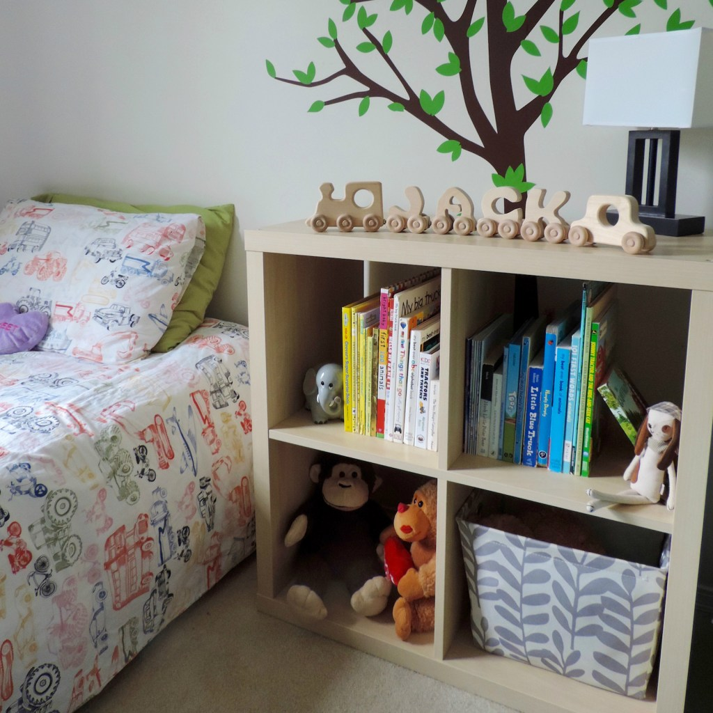 Organizing for the Home: Kids Areas