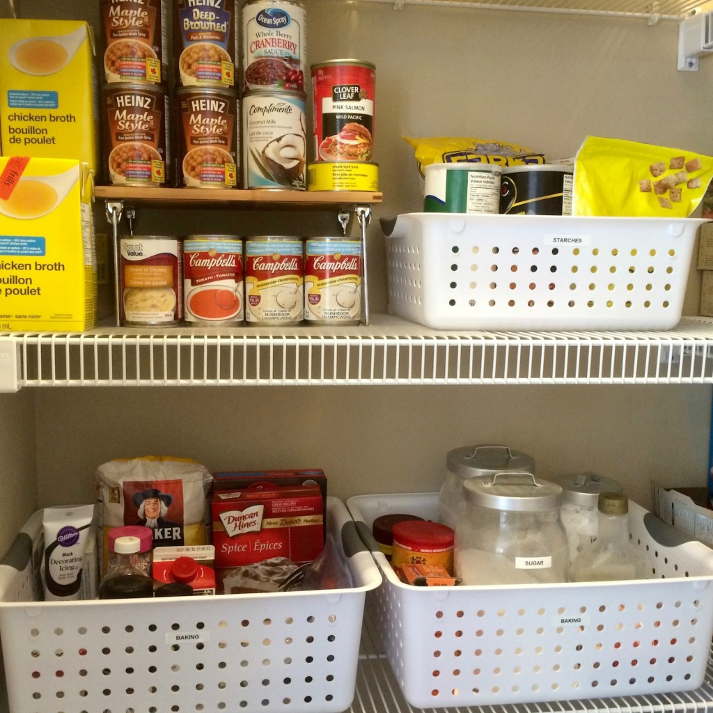 Organizing for the Home: Kitchens and Pantries