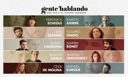 Gente hablando, serie de Álvaro Carmona