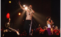 Calle 13 en concierto