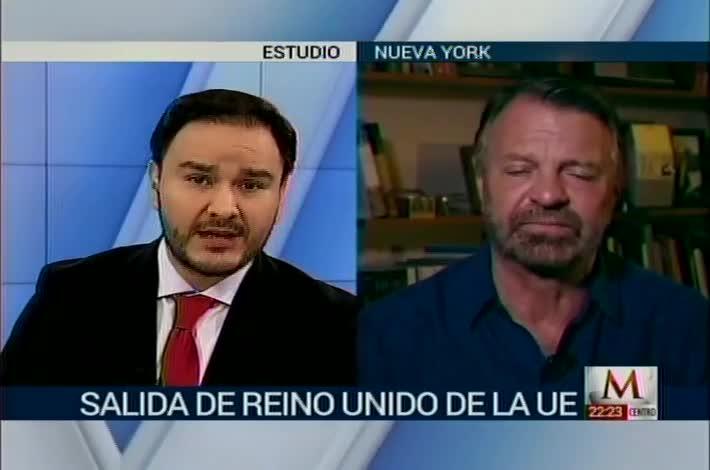 MilenioTV / Las Diez de Milenio con Carlos Zúñiga / 28 de junio 2016