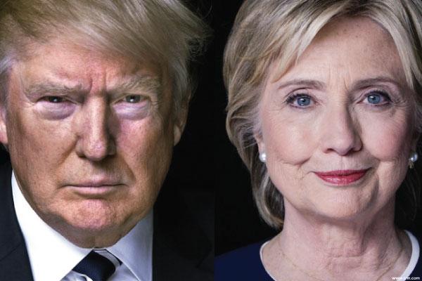 Estrategia de Trump y Clinton