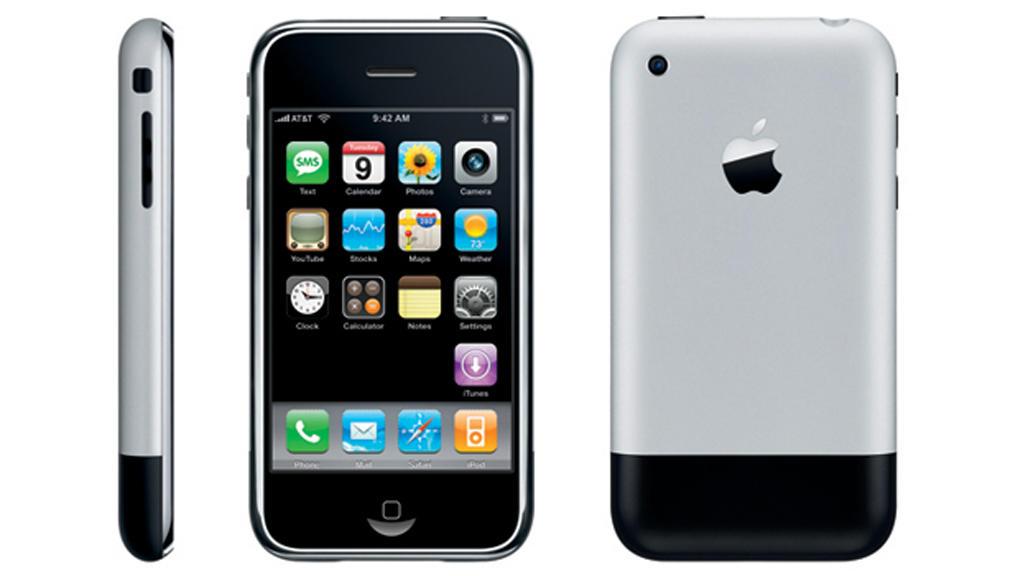 iPhone: 7 años de Revoluciones Tecnológicas