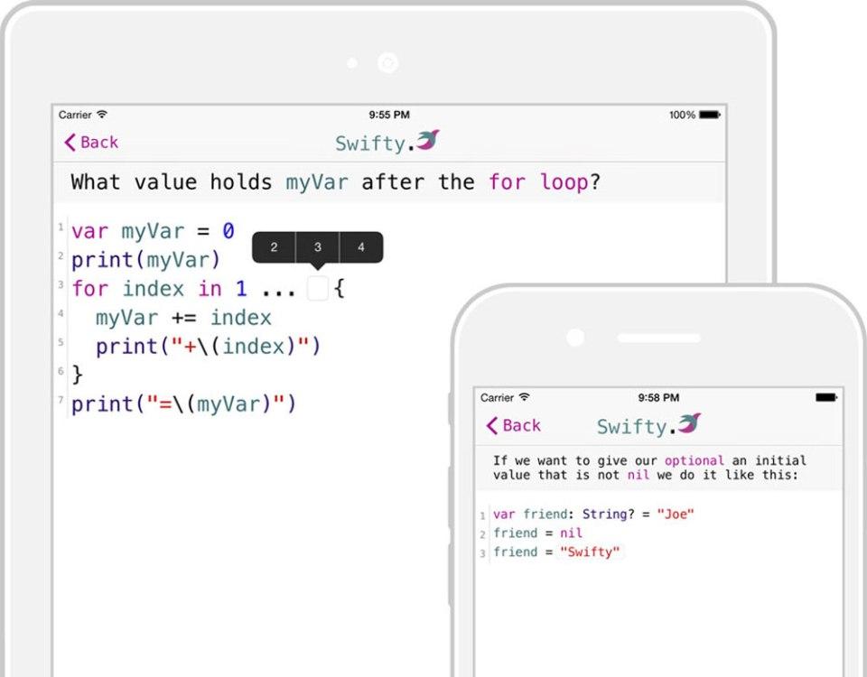 Esta app te enseña a programar desde tu iPhone