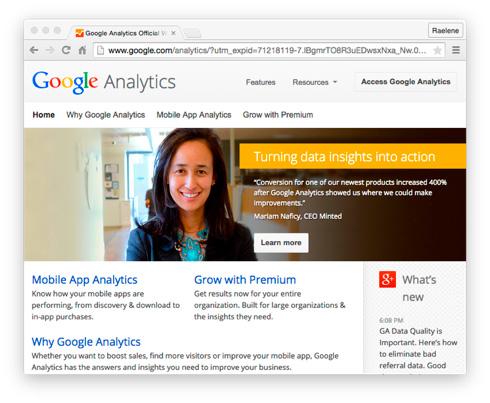 agregar analytics wordpress