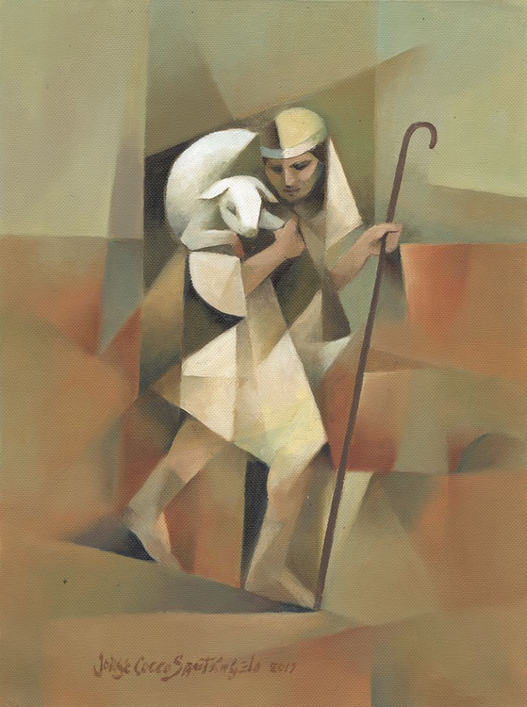 The Shepherd. Variation IV