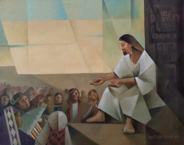 Sermon in the Americas