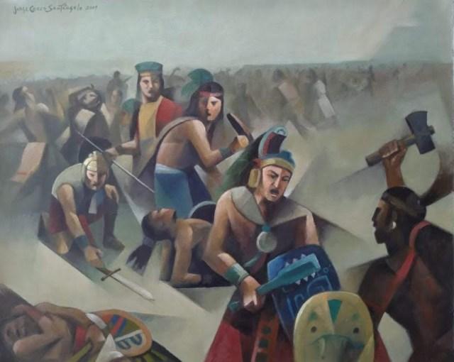 Battle at River Sidón