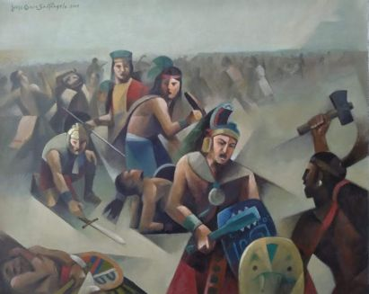 Battle at River Sidon
