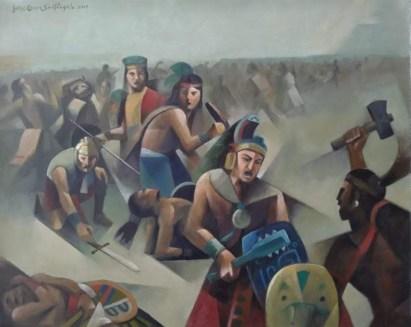 Battle at River Sidon
