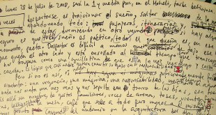 El texto Jorge Santana