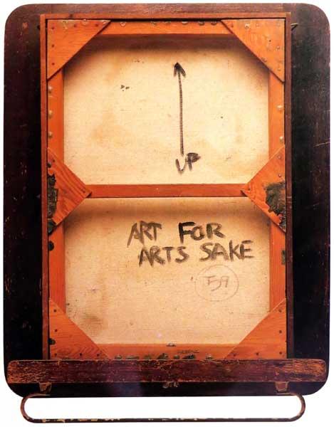 FAPO:__ACTIVIDADES__:__INVESTIGACIÓN__:Escritura_Tesis:_TESIS_:__casos_2a_MITAD:__nvas_otros_autores:Edward Kienholz, 'Art For Art's Sake', 1959.jpg