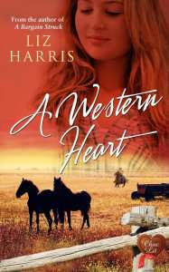 A Western Heart by Liz Harris