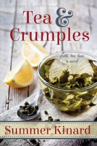 Tea and Crumples by Summer Kinard