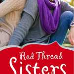Threaded by heart and soul, a story of sisterhood love,… Red Thread Sisters by Carol Antoinette Peacock