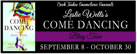 Come Dancing Virtual Blog Tour via Book Junkie Promotions
