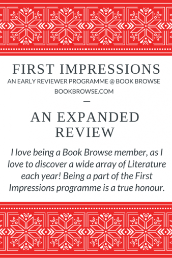 First Impressions badge created by Jorie in Canva.
