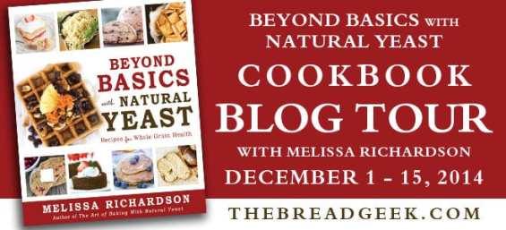 Beyond Basics with Natural Yeast Blog Tour via Cedar Fort Publishing & Media
