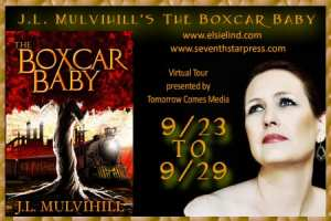 The Boxcar Baby Book Tour | Tomorrow Comes Media