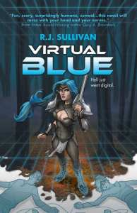 Virtual Blue by R.J. Sullivan