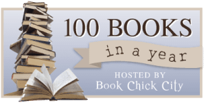 100 Books in a Year Reading Challenge Hosted by Book Chick City