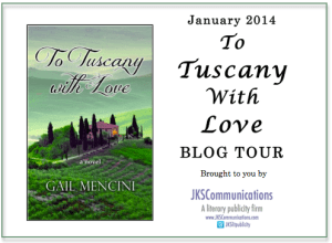 To Tuscany With Love Blog Tour - JKS Communications Publicity Firm