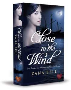 Close to the Wind by Zana Bell