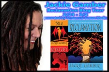 Jackie Gamber Reclamation Book Tour via Tomorrow Comes Media