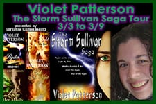 Violet Patterson Blog Tour via Tomorrow Comes Media