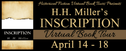 Inscription Book Tour via HFVBT