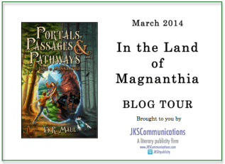 In the Land of Magnanthia by B.R. Maul Blog Tour with JKS Communications Literary Publicity Firm