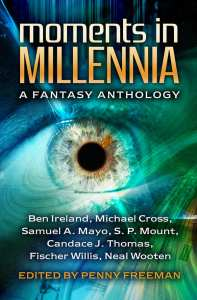 Moments in Millenia edited by Penny Freeman