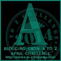 Day 1: Letter A of the A to Z Challenge