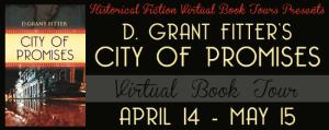 City of Promises Virtual Tour via Historical Fiction Virtual Book Tours