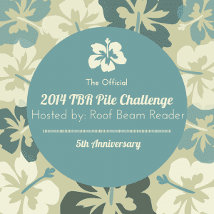 TBR Pile Challenge Hosted by Roof Beam Reader