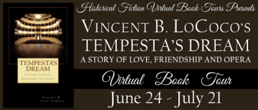 Tempesta's Dream Virtual Blog Tour with HFVBT